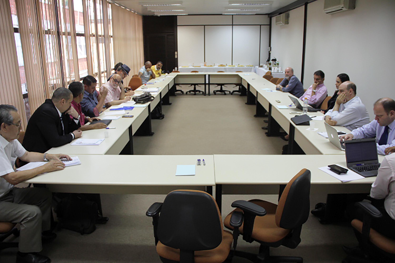 Mesa De Negociação